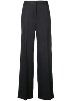 Alexander McQueen wide leg trousers