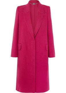 Alexander McQueen Wool And Cashmere-blend Coat
