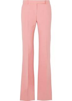 Alexander McQueen Wool-blend Bootcut Pants