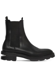 Alexander Wang 45mm Andy Leather Beatle Boots