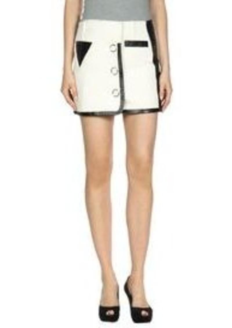 ALEXANDER WANG - Mini skirt