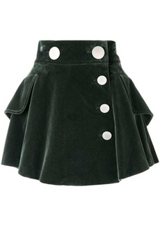 Alexander Wang flared mini skirt