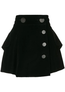 Alexander Wang flared midi skirt