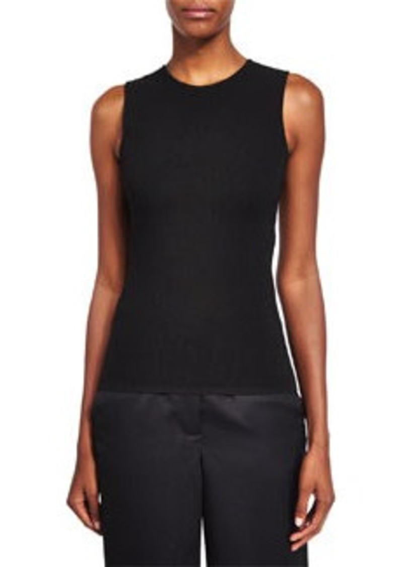 Alexander Wang Ball & Chain Spine Sleeveless Sweater