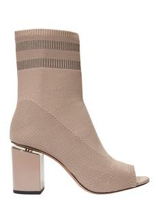 Alexander Wang Cat Knit Sock Booties