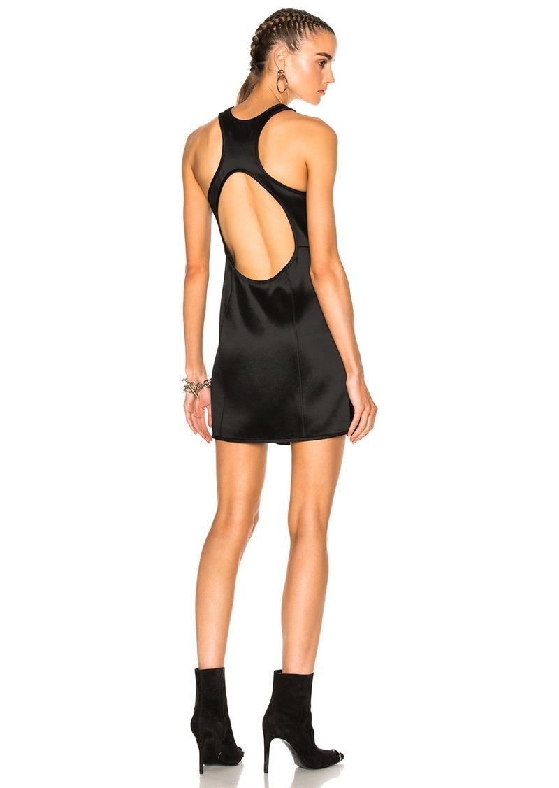 299ff34b4cb13 Alexander Wang Alexander Wang Asymmetric Swim Mini Wrap Dress   Dresses