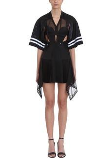 Alexander Wang Athletic Hybrid Dress