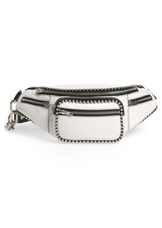 Alexander Wang Attica Ball Chain Leather Belt Bag (Regular Retail Price: $795.00)