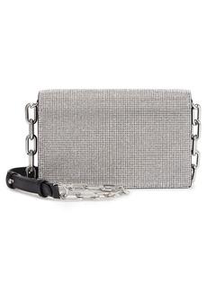 Alexander Wang Attica Chain Crystal Embellished Crossbody Bag