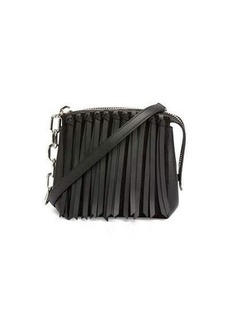 Alexander Wang Attica Flap Fringe Crossbody Bag
