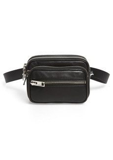 Alexander Wang Attica Lambskin Leather Belt Bag
