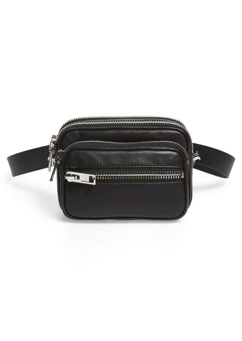 Alexander Wang Alexander Wang Attica Lambskin Leather Belt Bag ...