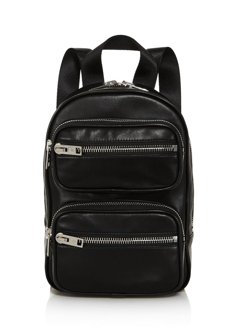 Alexander Wang Attica Medium Leather Backpack