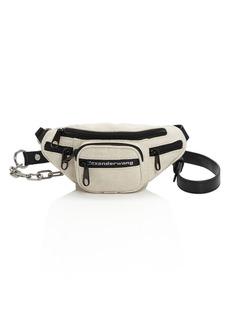 Alexander Wang Attica Mini Canvas Belt Bag