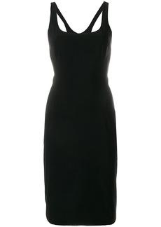 Alexander Wang body-con pencil dress - Black