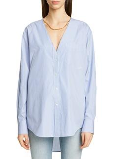 Alexander Wang Chain Detail Shirt