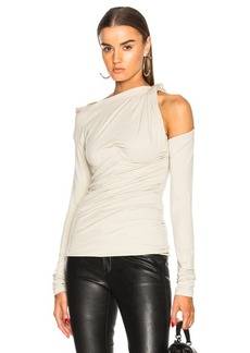 Alexander Wang Constructed Corset Top