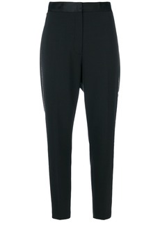 Alexander Wang cropped tailored trousers - Black