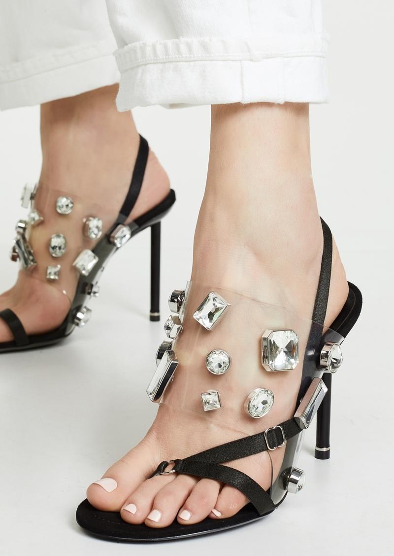a18f50ace7e Crystal Kaia Sandals
