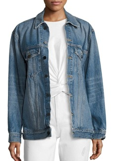 T by Alexander Wang Daze Denim Jacket