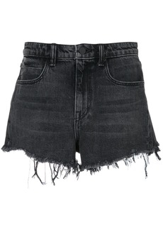 Alexander Wang denim shorts - Grey