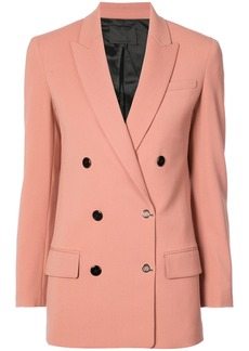 Alexander Wang double breasted blazer - Pink & Purple