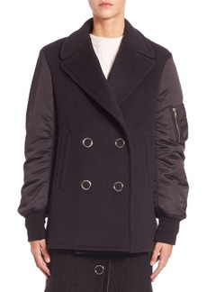Alexander Wang Double-Breasted Jacket