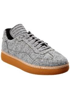 Alexander Wang Eden Low Felt Sneaker