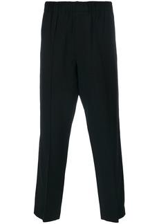 Alexander Wang elasticated waist trousers - Black