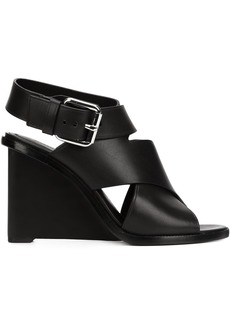 Alexander Wang 'Elisa' sandals - Black
