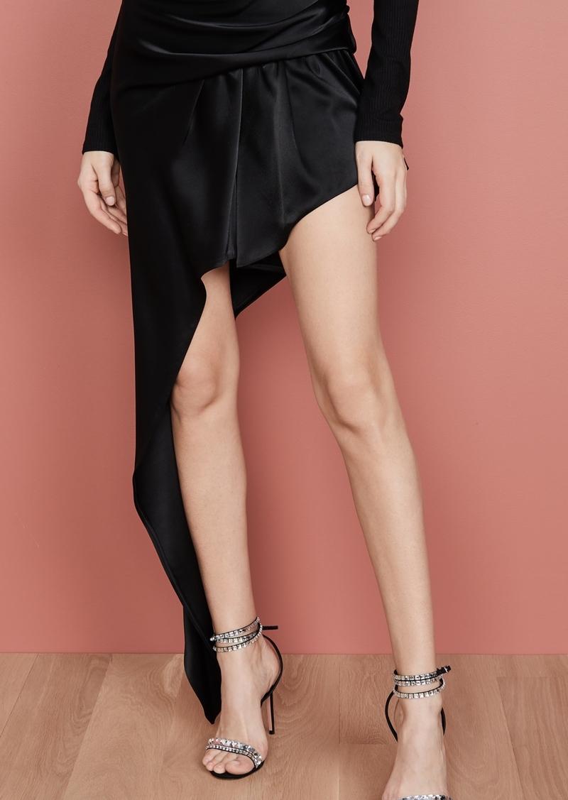 Alexander Wang Exposed Leg Skirt