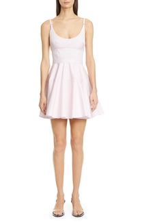 Alexander Wang Fit & Flare Tank Dress