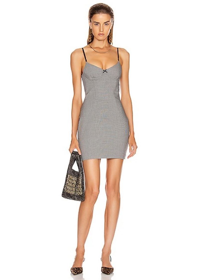 Alexander Wang Fitted Dress