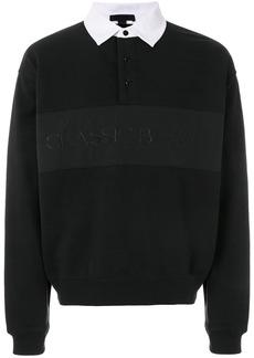 Alexander Wang Fleece Polo shirt - Black