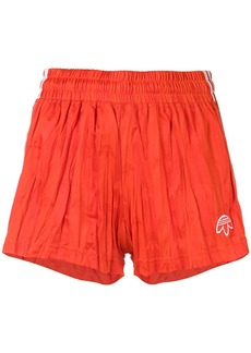 Alexander Wang gym shorts - Yellow & Orange