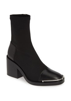 Alexander Wang Hailey Halo Sock Bootie (Women)