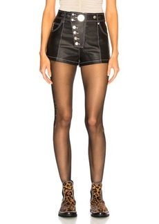 Alexander Wang High Waisted Short
