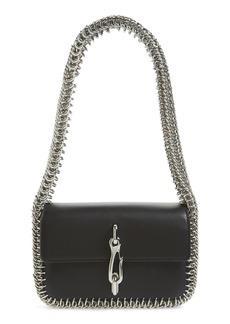 Alexander Wang Hook Small Leather Shoulder Bag