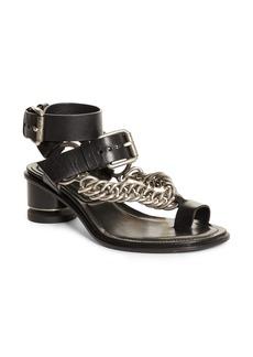 Alexander Wang Jada Block Heel Sandal (Women)