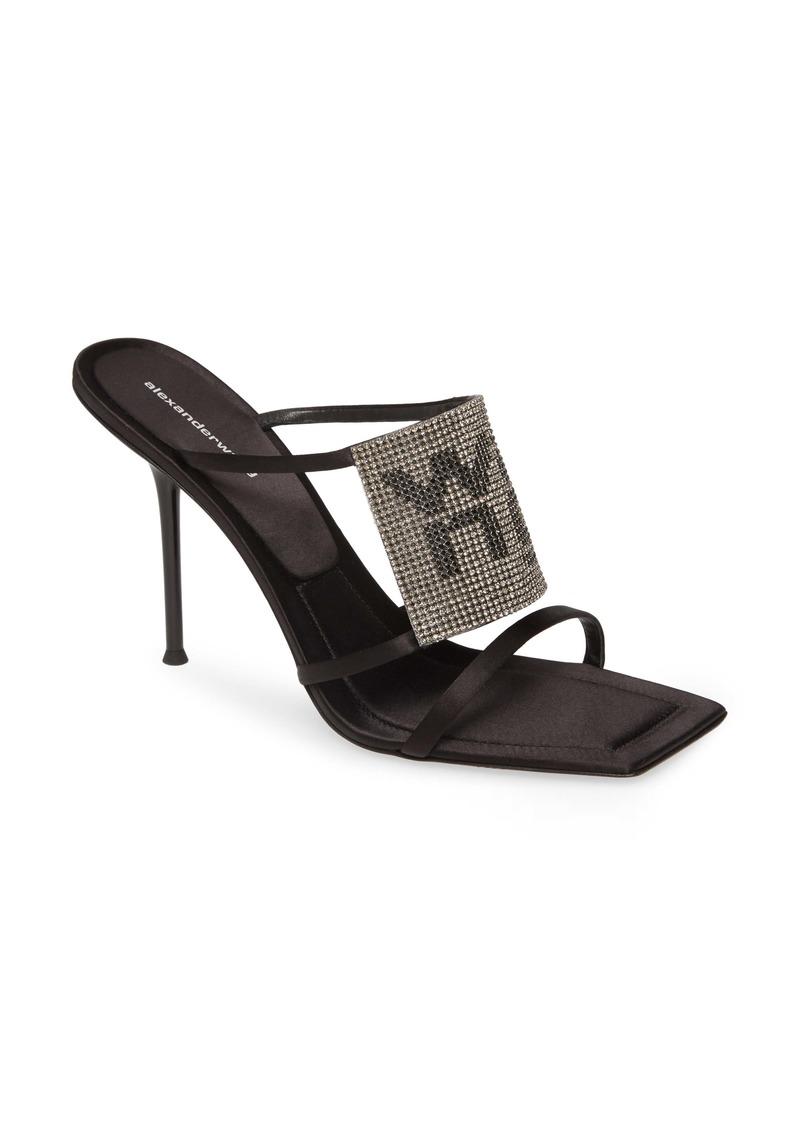 Alexander Wang Julie Stiletto Sandal (Women)