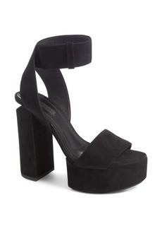 Alexander Wang Keke Platform Sandal (Women)