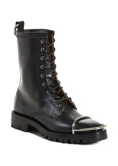 Alexander Wang Kennah Combat Boot (Women)