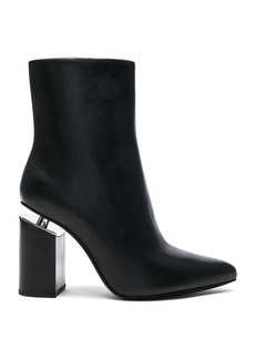 Alexander Wang Kirby Leather Boots