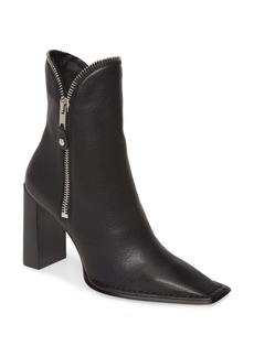 Alexander Wang Lane Square Toe Boot (Women)