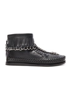 Alexander Wang Leather Montana Boots