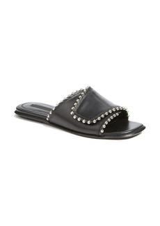 Alexander Wang Leidy Slide Sandal (Women)