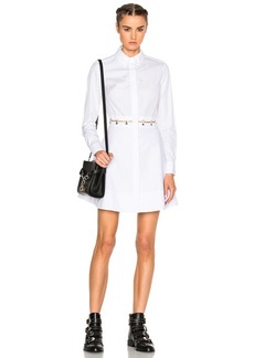 Alexander Wang Long Sleeve Shirt Dress