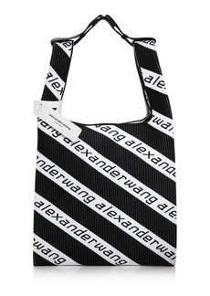 Alexander Wang Medium Logo Knit Shopper
