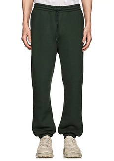 Alexander Wang Men's Cotton-Blend Fleece Sweatpants