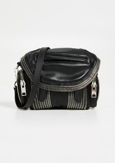 Alexander Wang Micro Marti Layered Zipper Crossbody Bag